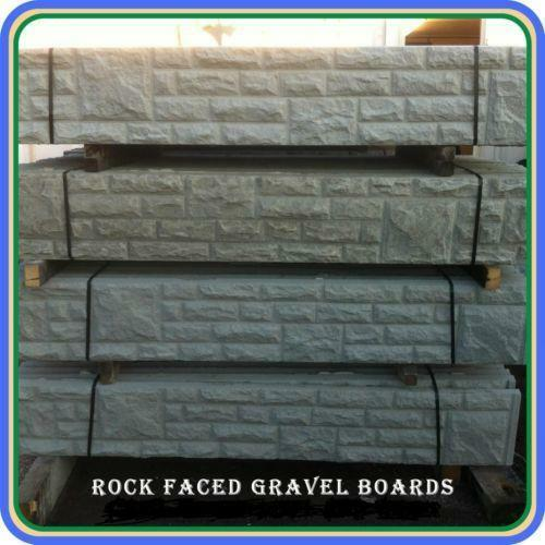concrete gravel boards fencing ebay. Black Bedroom Furniture Sets. Home Design Ideas