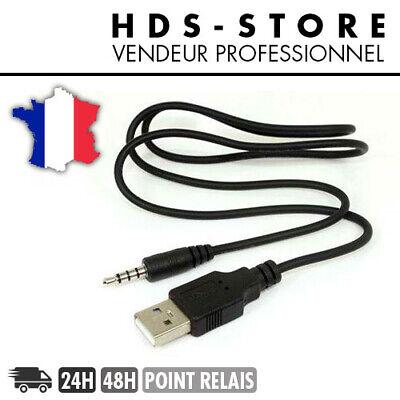 Cable de Carga Transferencia USB 2.0 A Macho A Jack 2,5 MM...
