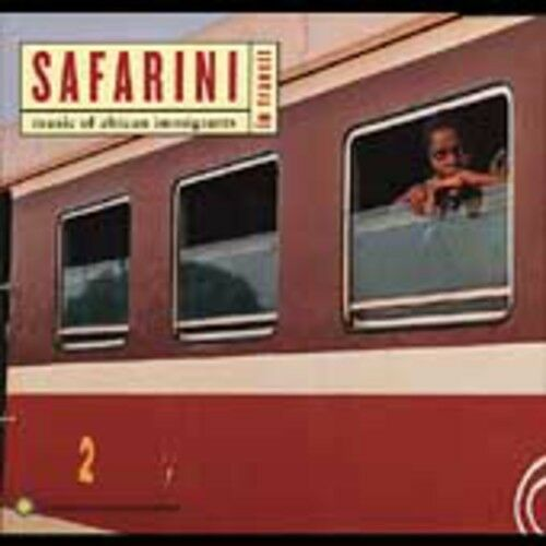 Various Artists - Safarini: Music of African Immigrants / Various [New CD]