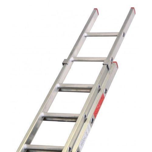 Triple Extension Ladders Aluminium Ladders Ebay