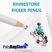 Rhinestone Picker Pencil