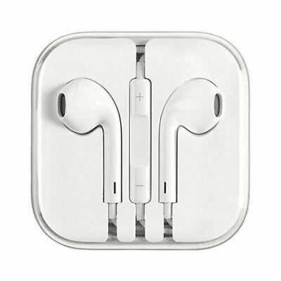 Earphones Headphones With Mic Hands-free For iPhone 6 6s 5 5s-uk seller