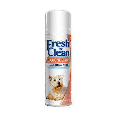 Fresh N Clean Fresh Floral Scent Pet Cologne 12 (Fresh Pet Cologne)
