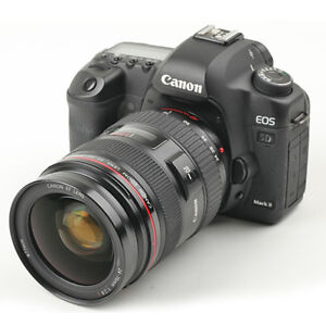 Canon EOS 5D Mark II 21.1 MP Digital SLR Camera - (Kit w/ EF 24-70mm L USM Lens