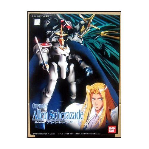 The Vision of Escaflowne Guymelef Allen Scherazade Figure Series 008 by Bandai