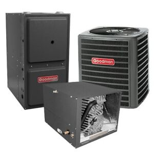 Furnace Air Conditioner & Tankless
