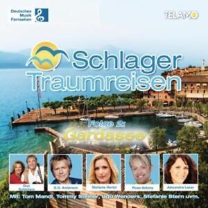 Schlager Traumreisen - Folge 2 - Gardasee, 2 CD