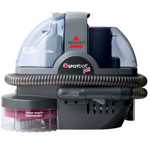 New Bissell Spotbot Pet Portable Carpet / Upholstery Cleaner