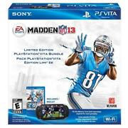 PS Vita Madden Bundle