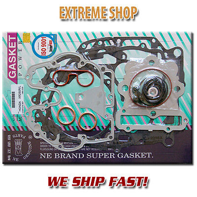 Honda Full Complete Engine Gasket Full Kit Set XR 250 R XR 250 L (1985-2006)