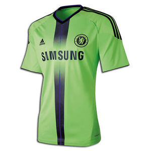 Authentic Short Sleeve Chelsea Jersey - NWT! Size Large