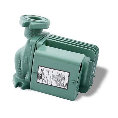 Brand New Taco 0013-f3 Cast Iron Cartridge Circulator Pump 16 Hp