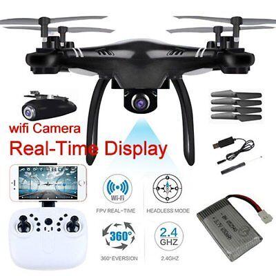 Drone Camera Wifi FPV Quadcopter X5UW Drone with Camera HD Professional Unfamiliar