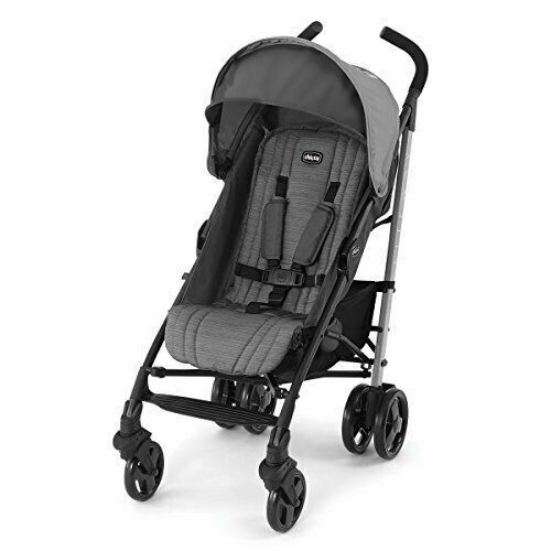 Chicco Liteway Baby Stroller lightweight aluminum frame easy compact fold