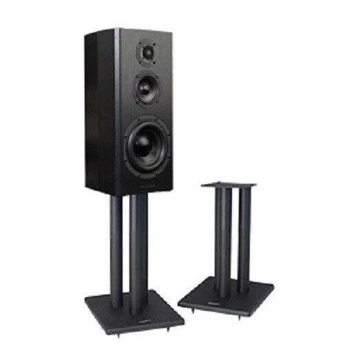 Pangea Audio LS300 All Steel Speaker Stand - 20 Inch (Pair)