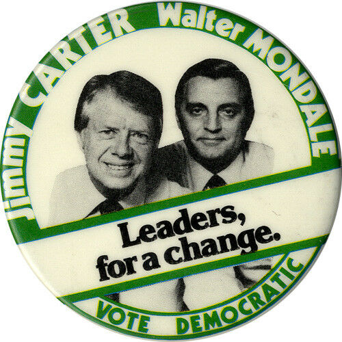 6 1976 Jimmy Carter Walter Mondale Presidential Election Flyer Poster Pic 8.5x11