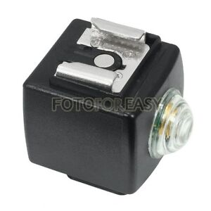SYK-3-Wireless-Slave-Trigger-Hot-Shoe-Sync-Adapter-for-Canon-Nikon-Pentax-flash