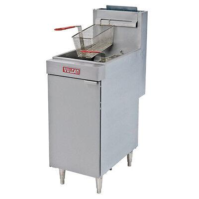 Vulcan Lg500 - Lp Gas Fryer 70 Lb. Oil Cap.