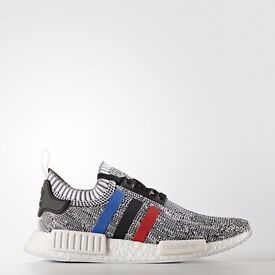 [NEW] Adidas NMD R1 PRIMEKNIT SHOES BB2888 UK 10