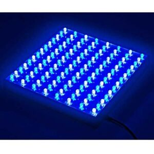45W Aquarium LED Light Plant No Fan No Noise