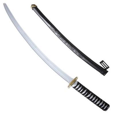 Großes Katana SAMURAI SCHWERT Ninjaschwert 60 cm Samuraischwert Kostüm  Ninja (Ninja Schwert Kostüm)