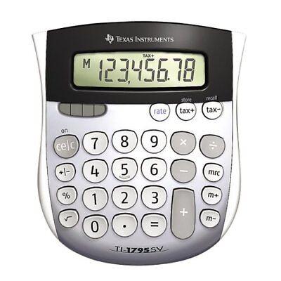 Texas Instruments TI-1795 SV Simple Desktop Calculator