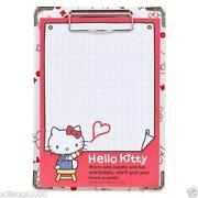 Hello Kitty Stationary