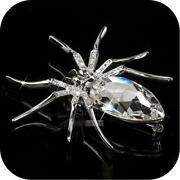 Genuine Swarovski Brooch