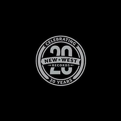 """Various – New West Records 20th Anniversary [New & Sealed] 12"""" Red Vinyl Boxset"""