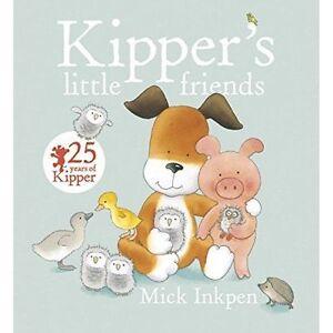 Kipper's Little Friends-ExLibrary