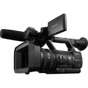 SONY NX HXR-NX5P Super HIGH quality Video Camera Denham Court Campbelltown Area Preview