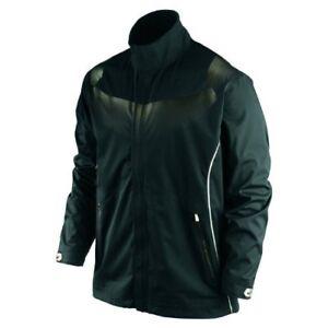 ef9010e5 Nike Golf Storm-FIT Elite Waterproof Jacket in Black Men's Size Small $300