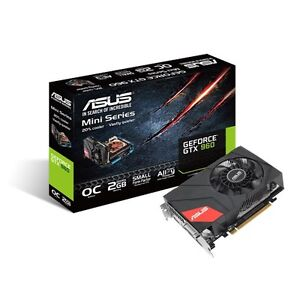 ASUS GeForce® GTX 960 Mini 2GB DDR5