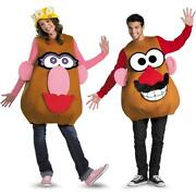 Mr Potato Head Costume