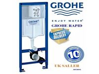 GROHE 38528001 Rapid SL Mounting Element Wall Hung Toilet WC Frame Cistern 1.13m