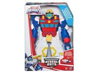 Rescue Bots High Tide Deep Water Rescue