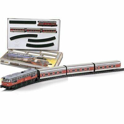 Pequetren - Tren Electrico a Pilas [Caja Dañada] - NUEVO