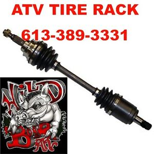 Polaris Ranger HD AXLE 500/800 XP 09-Up $254 WILD BOAR HD