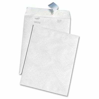 Quality Park Tyvek Leather-like Envelope - Catalog - 10 X 13 - 14 Lb - R3140