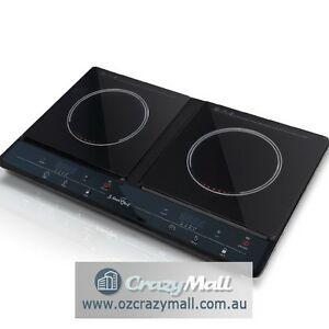 Double Hot Plate Electric Induction Cooktop Cooker Sydney City Inner Sydney Preview