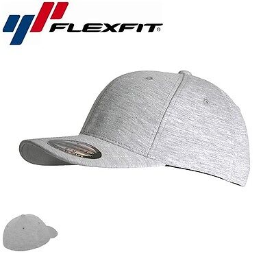 Flexfit Jersey Classic Baseball Cap S/M Grau