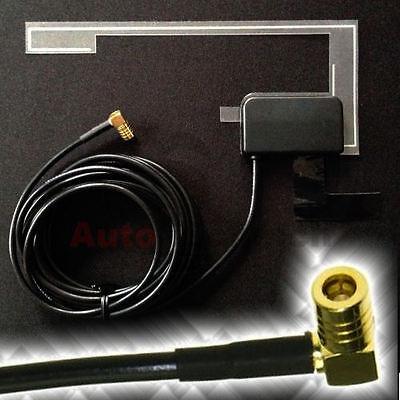 DAB+ Scheiben Antenne Adapter für JVC Kenwood Sony Alpine Pioneer Radio Aktiv