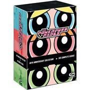 Powerpuff Girls DVD