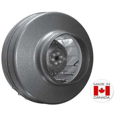Duct Fan Blower For 6 Ductwork - Inline - 115 Volts - 235 Cfm - 2500 Rpm