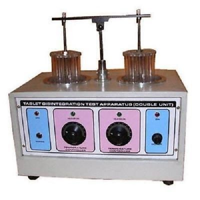 Tablet Disintegration Double Test Apparatus Medical Lab Equipment Devices