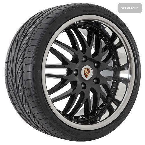 Porsche Wheels Tires 19 Ebay