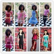 Handmade Barbie Clothes Lot