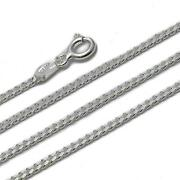Sterling Silver Cuban Chain