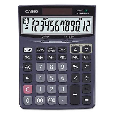Dj120d Calculator