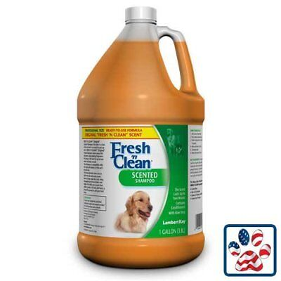 BRAD-430218-Original Fresh N Clean Shampoo for Dogs - 1 gallon